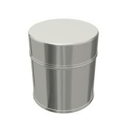 Spice Tin Ø55x63.5