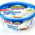 New cream cheese package for Hochland developed by Weener Plastic Russia