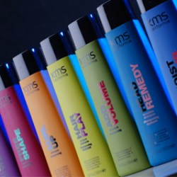 KMS California again in the salons with innovative new packaging design