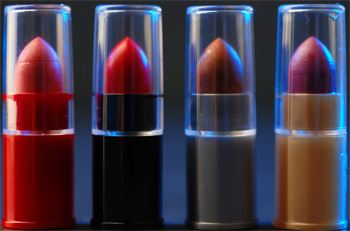 Lipstick: An instrument of seduction and a stable commodity