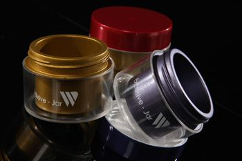 New jar concepts for luxury care products