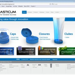 Plasticum Group launches new corporate website