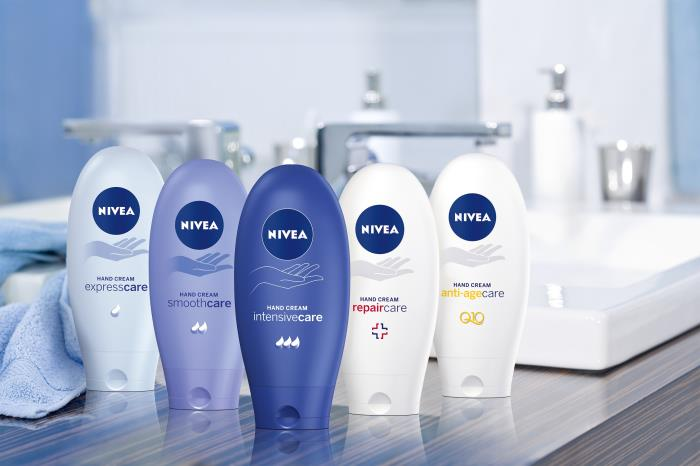 Multiple awards for Nivea packaging with Weener Dispensing closure