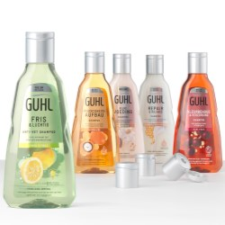 New Guhl packaging helps Kao reach sustainability goals