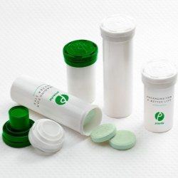Pill Tube Containers