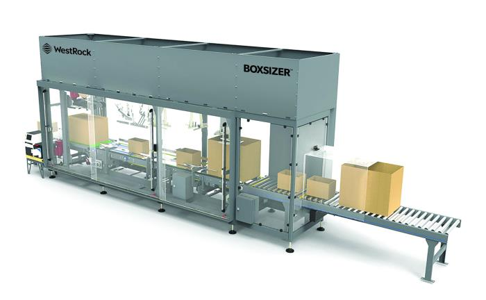 WestRock expands portfolio of automated packaging systems