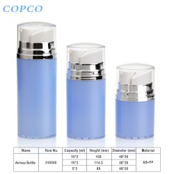 Dual chamber airless bottle #310006