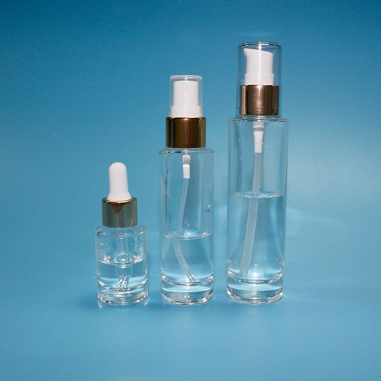 Classic Cylindrical Glass Bottle Series Images Folder Copco Packaging