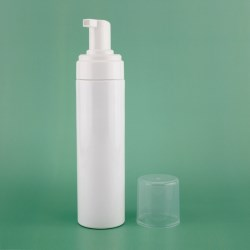 COPCOs foaming bottle in cylinder shape