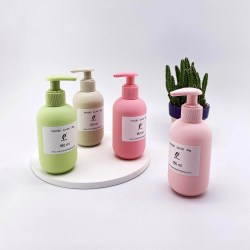 COPCO's 180ml PET bottle with soft-touch coating