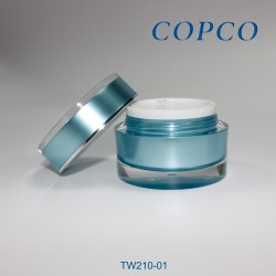 Copcos amazing acrylic jar: Designed to be loved