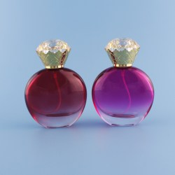 COPCOs perfume bottle with attractive design and excellent quality