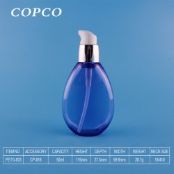Copcos newly launched PETG bottles