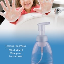 COPCOs new packaging design for foaming hand wash products