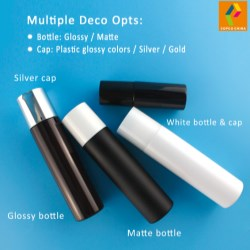 COPCO China Introduces PET Bottle with Flushed Screw Cap
