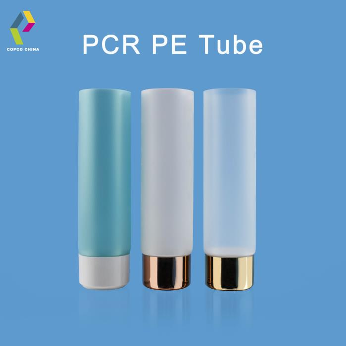 COPCO's PCR-PE tube has landed!