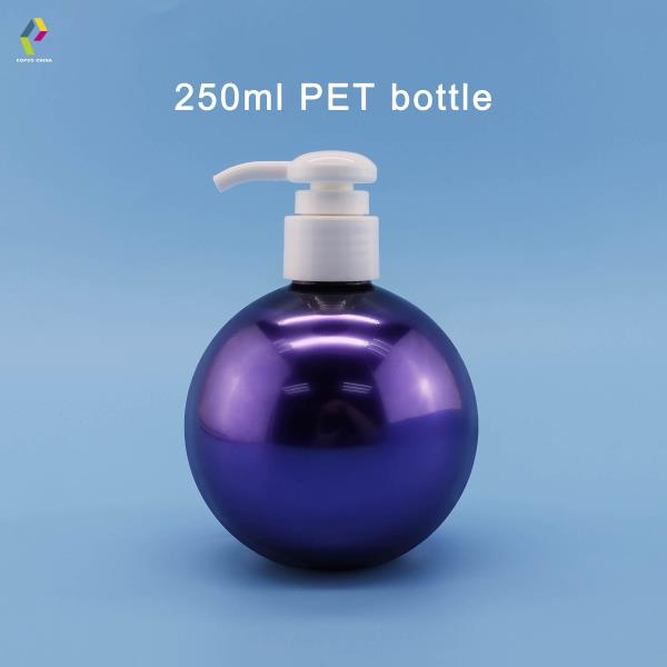 Stand out on shelf with a Bubble bottle