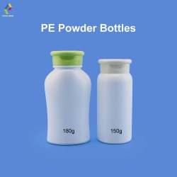 COPCOs powder bottles