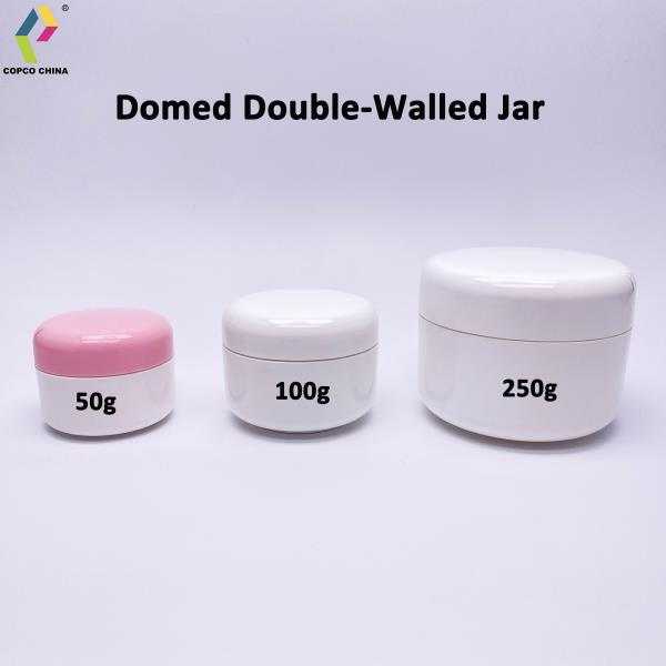 COPCO's domed double-wall jar