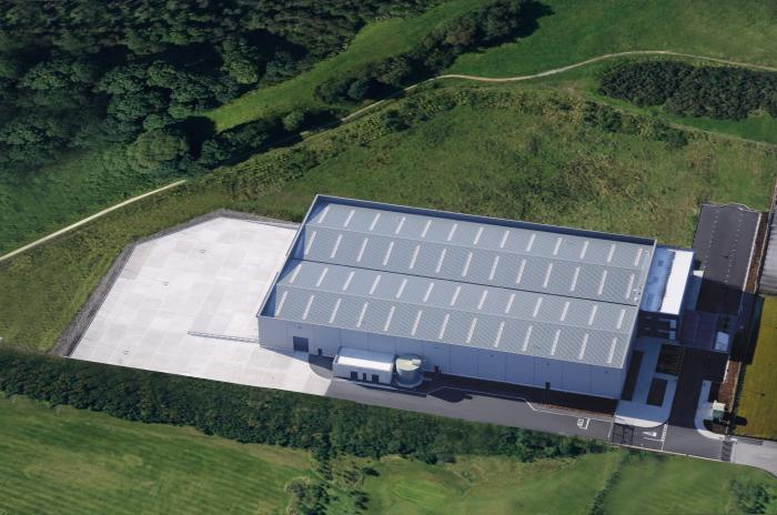 Coster opens its second UK plant