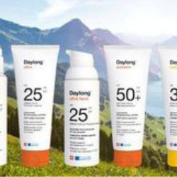 Relaunch of Daylong sunscreen in Polyfoil tubes