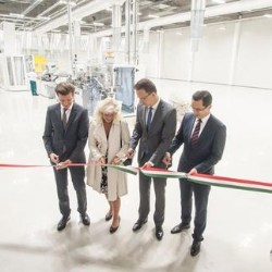 Neopacs subsidiary opens new production facility