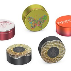 Hoffmann Neopac presents its new individually printable tin caps