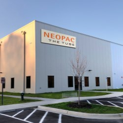 Neopac joins tube council of North America with opening of first U.S. manufacturing facility