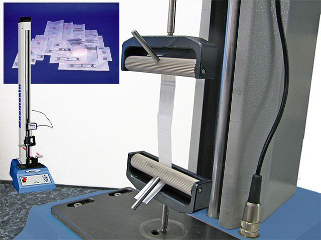 Medical Pouch Heat Seal Tensile Test