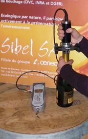 Mecmesins cork extraction test benefits Sibel