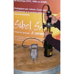 Mecmesins cork extraction test benefits Sibel
