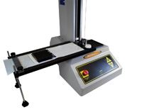 Coefficient of friction test