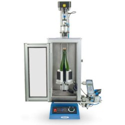 Release torque testing of Champagne and sparkling wine corks