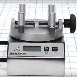 CAPTEST Digital Torque Tester - Mecmesin Torque Measurement Systems