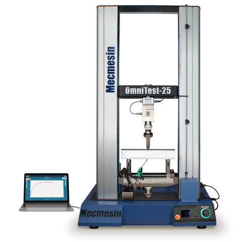 OmniTest: Mecmesin's next generation materials tester