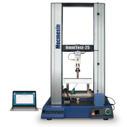 OmniTest: Mecmesins next generation materials tester
