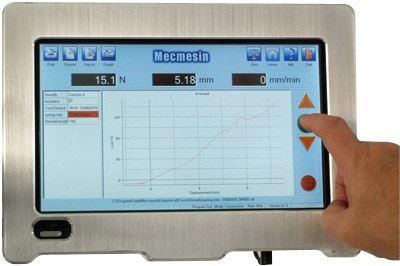Touch Screen Universal Test Systems