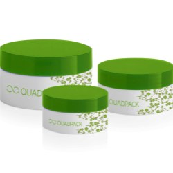 Quadpack offers competitive packaging in harmony with nature with the Eco PP Jar