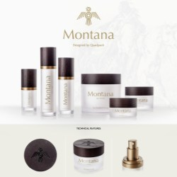 The Montana collection: luxury packaging in tune with nature