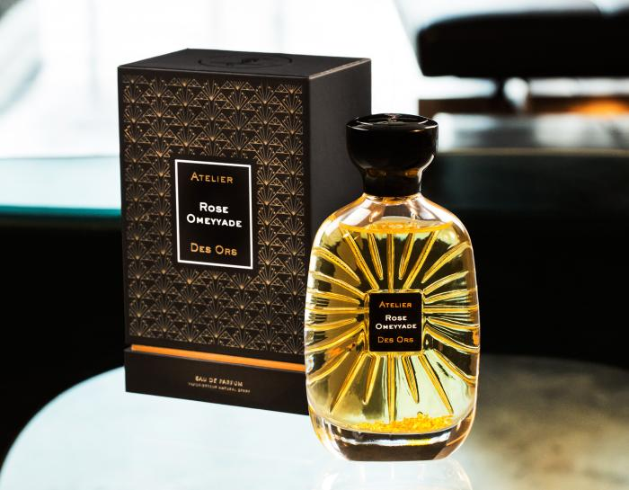 Quadpack meets French Haute Parfumerie in the shape of Atelier des Ors