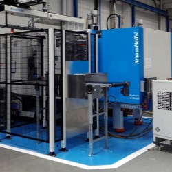 Quadpack Plastics sees arrival of high-end injection-moulding line