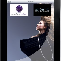 Download the Quadpack iPad App!