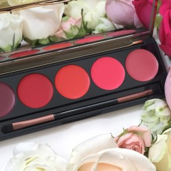 Karen Murrells Lip Palette offers a burst of colour like a luscious bouquet