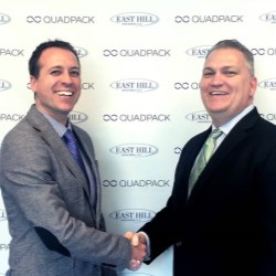 Quadpack ramps up US activity with new appointment, new distributor