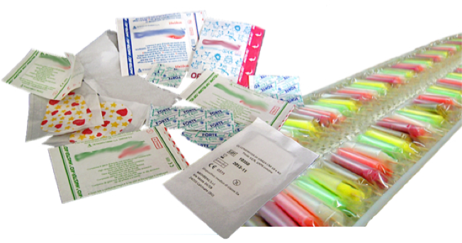 Film/paper with cold sealing