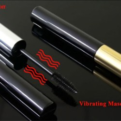 Vigorous, vibrating mascara