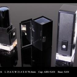 Lipstick & mirror, LED light FT-LS0316