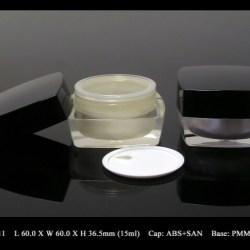 Cream Jar FT-CJ0011