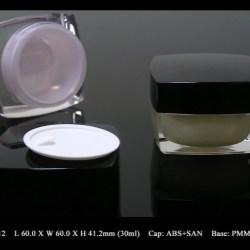 Cream Jar FT-CJ0012