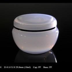 Cream Jar FT-CJ0101